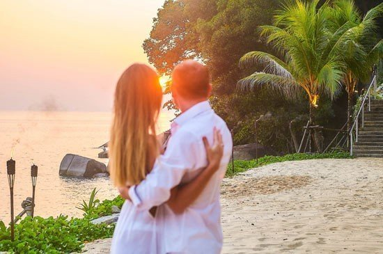 Romance Truly Blossoms at U Zenmaya Phuket