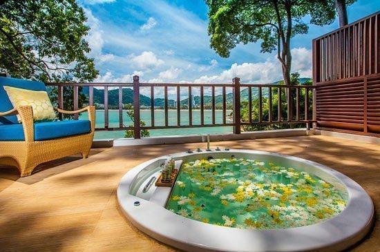 Welcome the green season with Thai Sabai Sabai at Amari Phuket