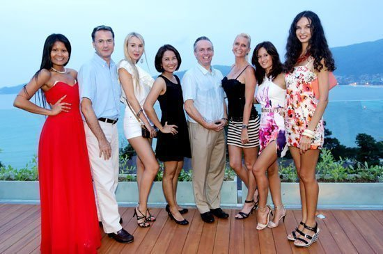 Amari Phuket welcomes The Phuket Professional & Fun Ladies