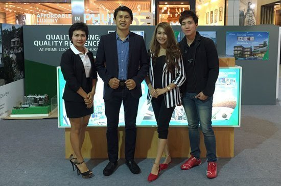 Emerald Development at Bangkok Post Luxury Living 2015