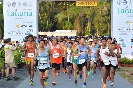 10th Laguna Phuket International Marathon