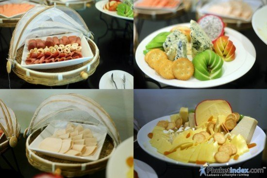 Sunday Brunch at The Savoury Restaurant The Vijitt Resort Phuket