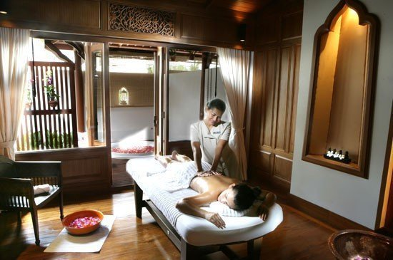 Sawasdee Thailand package at So Spa with L'Occitane