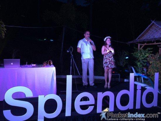 Splendid Condominium Hawaiian Night Launch Party 01