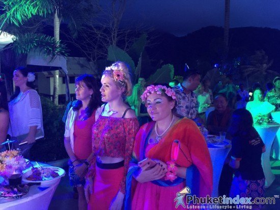Splendid Condominium Hawaiian Night Launch Party 02