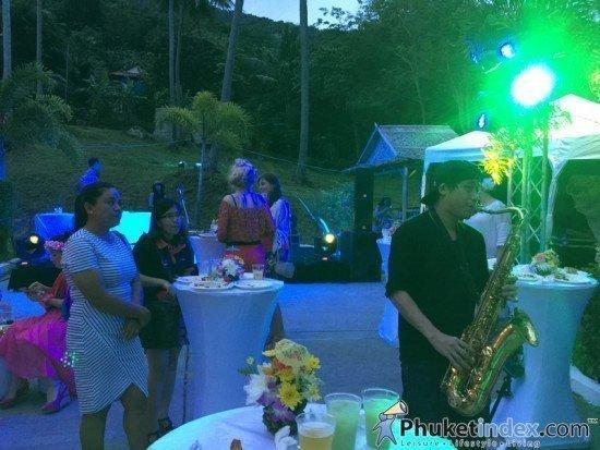 Splendid Condominium Hawaiian Night Launch Party 07