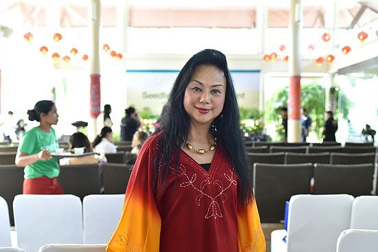 Ms. Claire Chiang