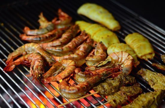 Regent Phuket Cape Panwa presents Friday Barbeque Dinner