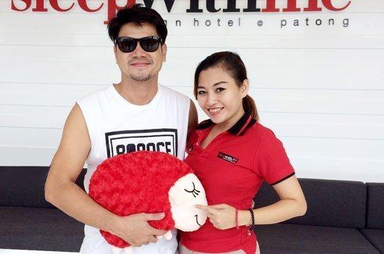 Somchai visit Sleep With Me Hotel