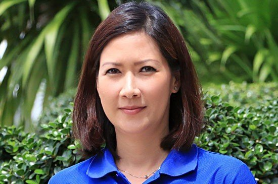 Nathaphat 'Kaye' Asavathanachart, Director of Communications, Thanyapura Phuket.