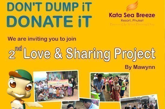 Love & Sharing  Project