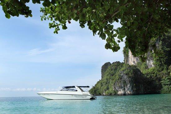 Luxury speedboat trips & free elephant riding at Sofitel Krabi