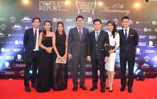04Emerald Development Group is officially the Best Properties in Thailand by Thailand Property Awards 2015 Winning