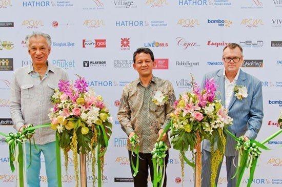 Successful inaugural APCWL Lifestyle Expo 2015 opened by Governor of Phuket at Royal Phuket Marina