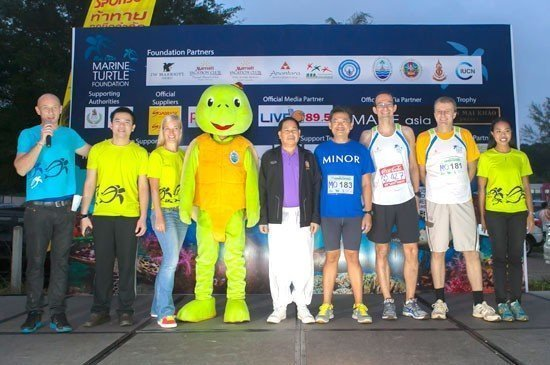Mai Khao Turtle Fun Run & Mini Marathon 2015
