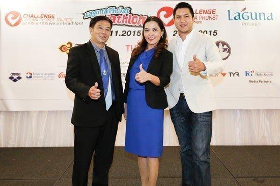 Bangkok Media Showcase for Challenge Laguna Phuket Tri-Fest