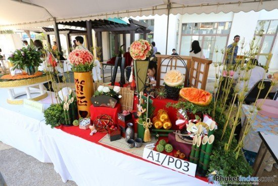 005Inaugural FOOD and HOTELEX 2015 opens in Phuket