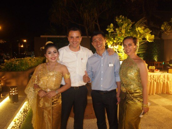 Happy Loy Krathong at Movenpick Resort & Spa Karon Beach Phuket