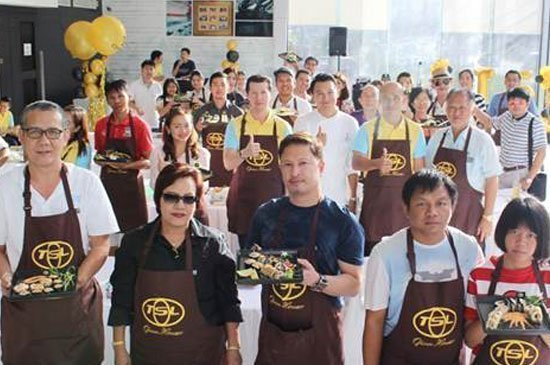 TSL Customers Appreciation The Miracle Workshop @ Phuket