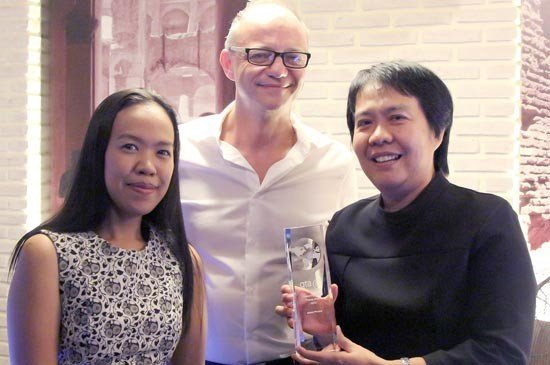 Amari Phuket receives GTA's powering global travel award