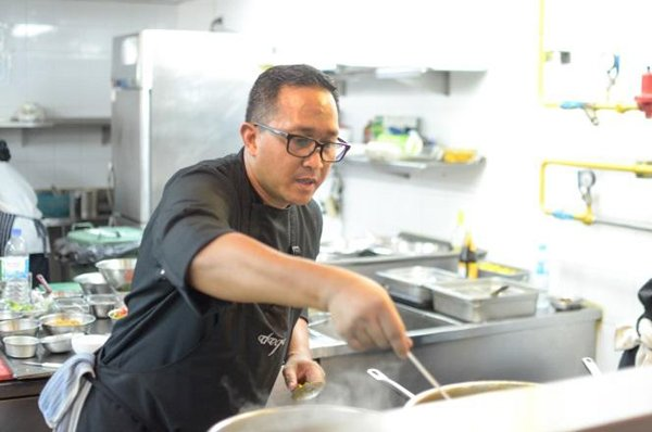 The Culinary Journey Continues with Indonesian Master Chef Degan Septoadji at Ginja Taste