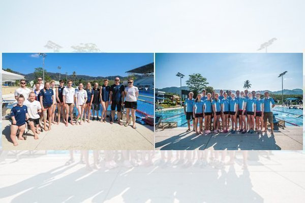 Olympic Champions Converge on Thanyapura Phuket for Winter Training Heading to Rio Olympics