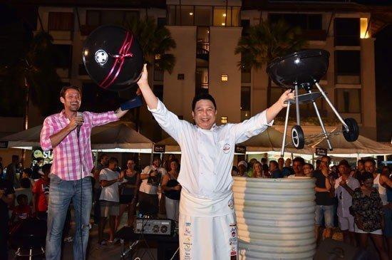 Kata Rocks and JW Marriott Phuket Resort & Spa claim honours at Phuket's Burgerfest