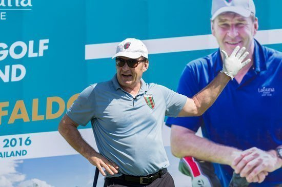 Laguna Golf Appoints Sir Nick Faldo as Brand Ambassador