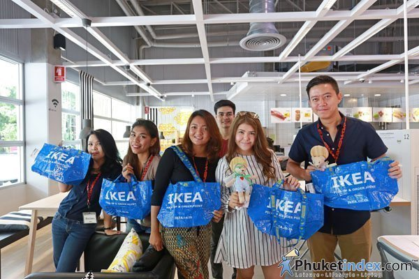 IKEA Phuket: Continues to create a better life  by making every meal special