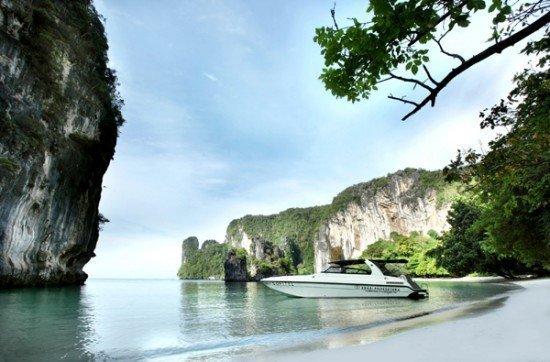 Sofitel Krabi Phokeethra - Luxury Phokeethra Speed Boat