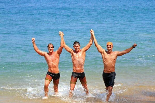 """First """"Swim Around Phuket"""" Makes History"""