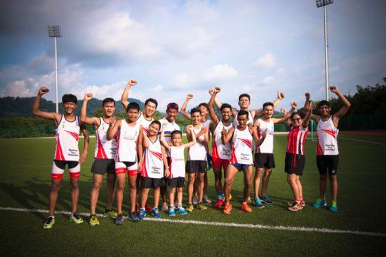 Born Free to Run by Thanyapura Phuket