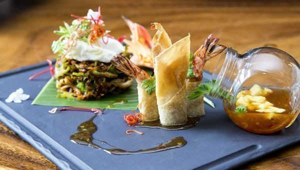 Hilton worldwide hotels in Thailand showcases local produce