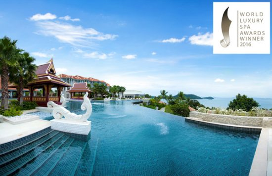 Amatara Resort & Wellness named Luxury Emerging Spa in 2016 World Luxury Spa Awards