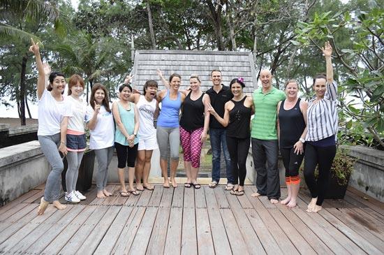 JW Marriott Phuket Marks the 4th Triumph of Health & Wellness Weekend Retreat