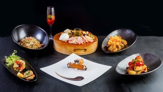 La Gritta offers an authentic Italian combination of a six-course discovery menu