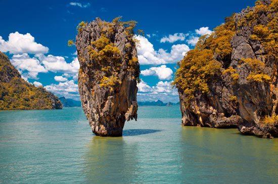 Discover Krabi's most iconic sights on James Bon Island trip at Sofitel Krabi Phokeethra Golf & Spa Resort