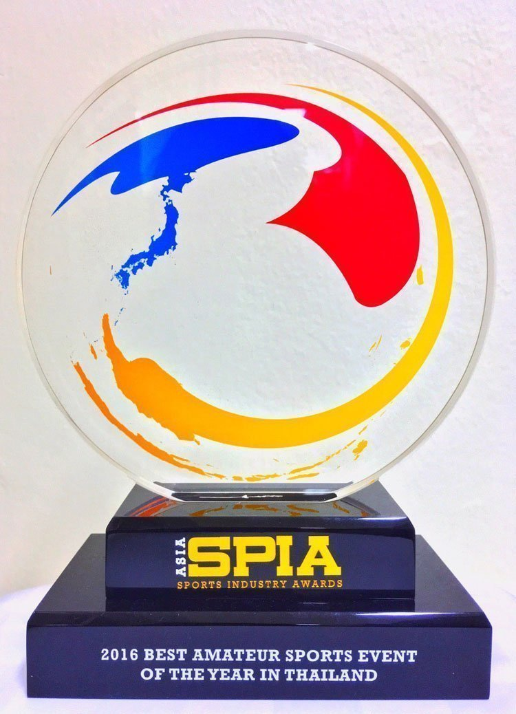 "Laguna Phuket Triathlon Named ""Best Amateur Sports Event of the Year in Thailand"" at Sports Industry Awards Asia 2016 (SPIA Asia 2016)"