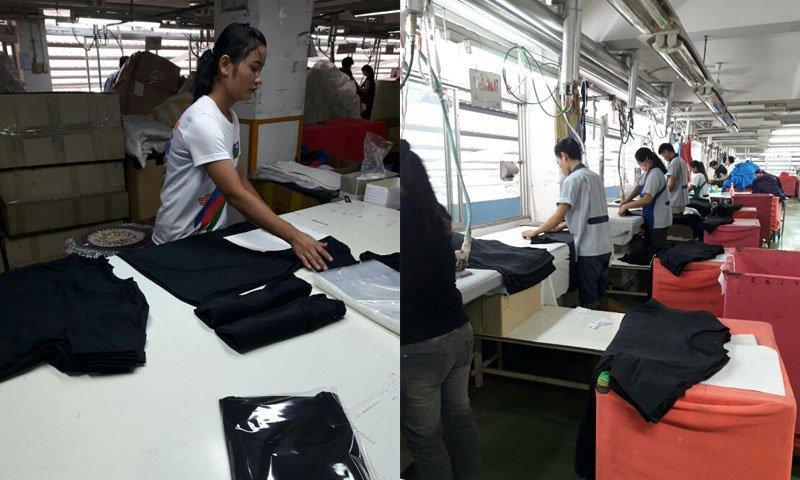 Tesco Lotus to give away 55,000 black t-shirts