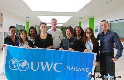 Full 3-year scholarship at UWCT, Phuket Thailand