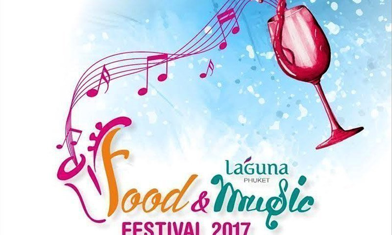 Food & Music Festival 2017 at Laguna Phuket