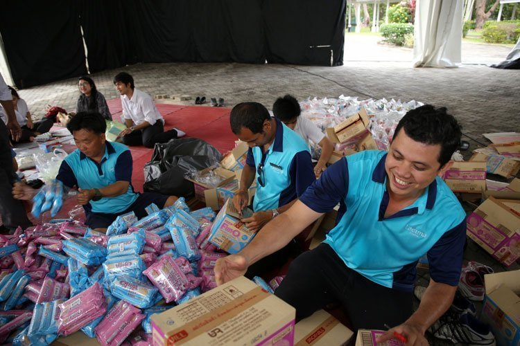 Laguna Phuket Joins Phuket Province in Flood Relief Efforts