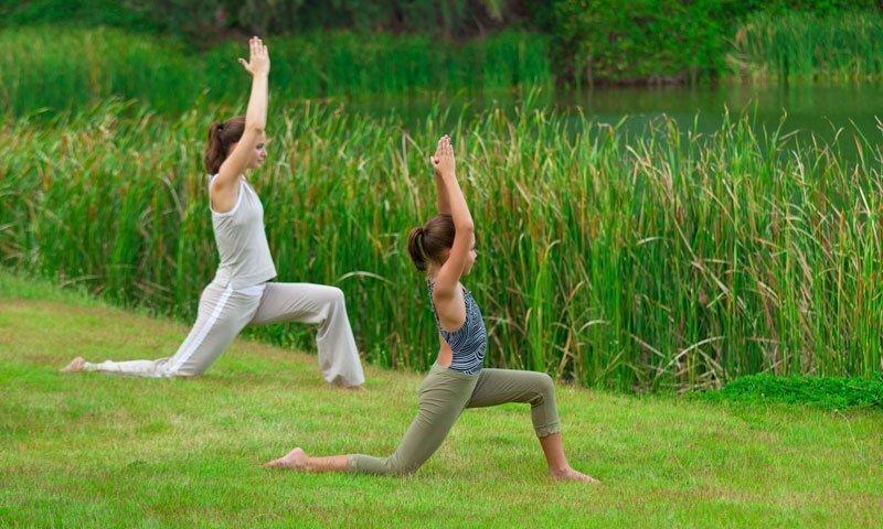 Experience Yin Yoga at Angsana Laguna Phuket