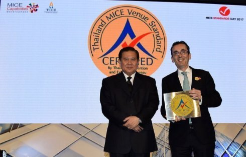 JW Marriott Phuket Scoops the Prestigious Thailand MICE Venue Standard Award, Certified by TCEB
