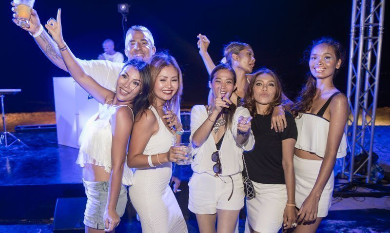Akyra Beach Club Phuket Grand Opening Party