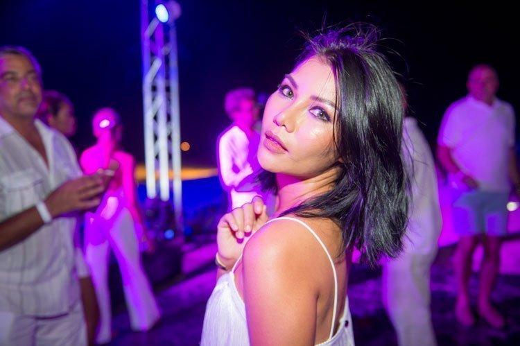 Akyra Beach Club Phuket Grand Opening Party