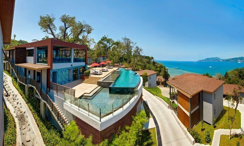 Amari Phuket welcomes the green season with The Ocean Wing's Room promotions