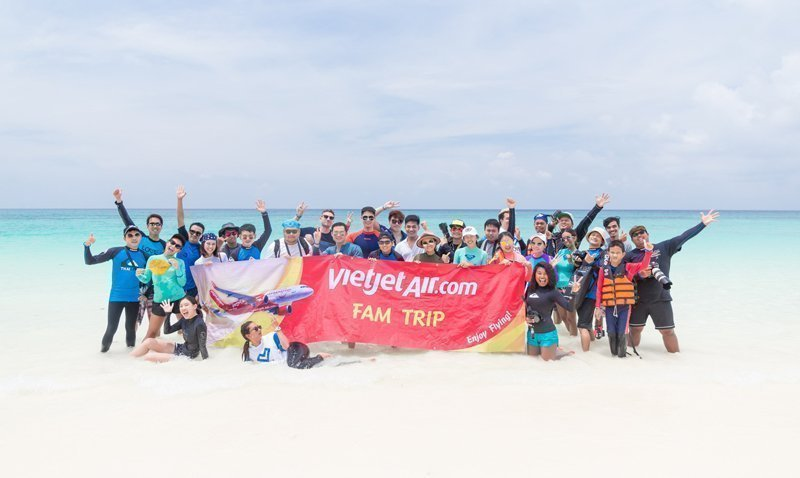 Vietjet Thailand and Love Andaman host blogger seminar to promote ecotourism in Southern Thailand