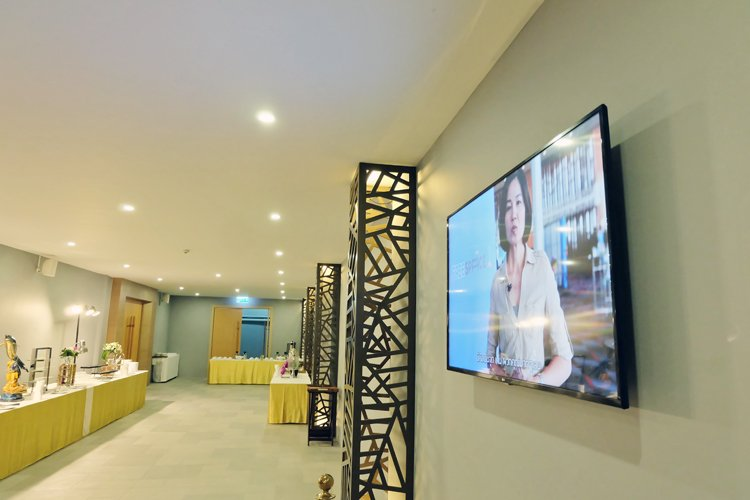 Crest Resort & Pool Villas has warm welcomed FREESPACE to launching their new application product