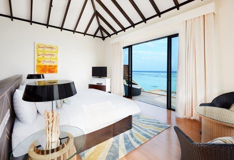 Enjoy great savings on your next dream Maldivian vacation Amari Havodda Maldives is offering 40% off in a week-long flash sale